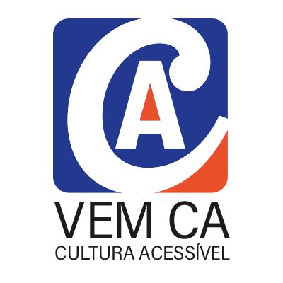 Logo Vem CA - Cultura Acessível